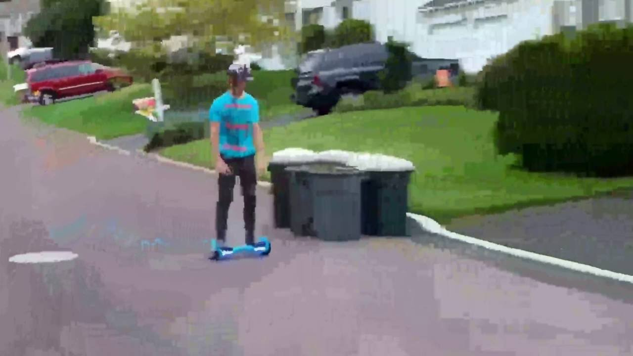 Razor Hovertrax 2 0 Hoverboard Self Balancing Smart Scooter Youtube