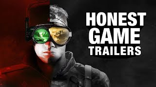 Honest Game Trailers | Command & Conquer Remastered