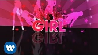 David Guetta - Little Bad Girl ft. Taio Cruz & Ludacris (Lyrics Video)