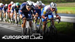 Brugge De Panne - Men's Highlights | Cycling | Eurosport