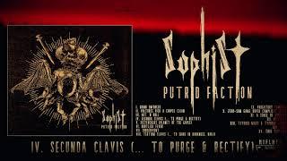 Sophist - Putrid Faction (Album Premiere)