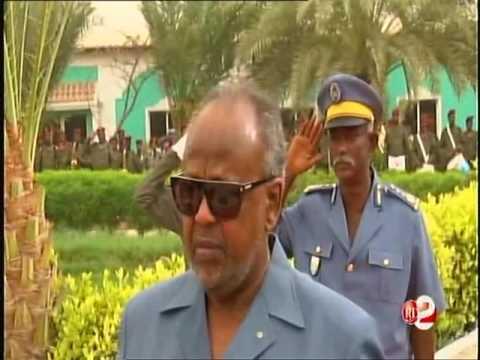 Télé Djibouti Chaine Youtube : 40eme anniversaire de la police nationale