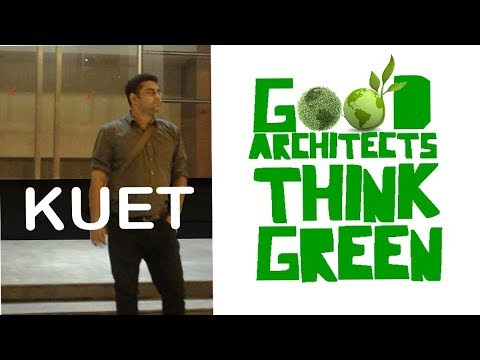 KUET LECTURE 01 by Architect Lukan Alamgir