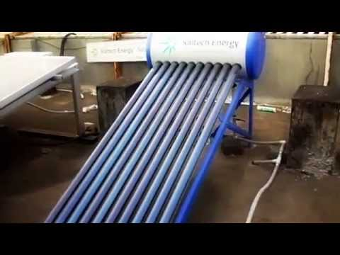 Affordable, Solar Water Heater in Kerala