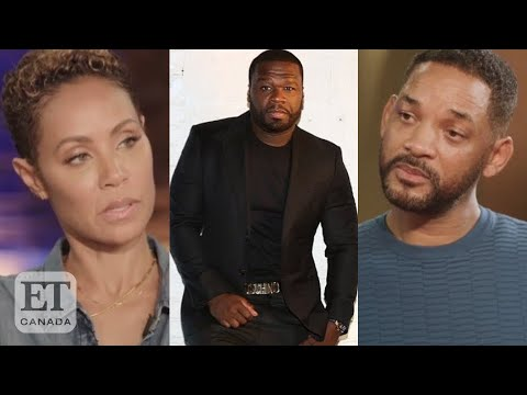 50 Cent Asks Will Smith About Jada's 'Entanglement'
