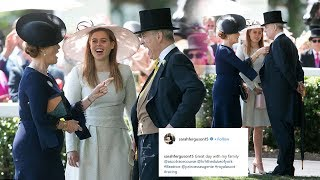 SARAH still considers Prince Andrew family - see her sweet tribute