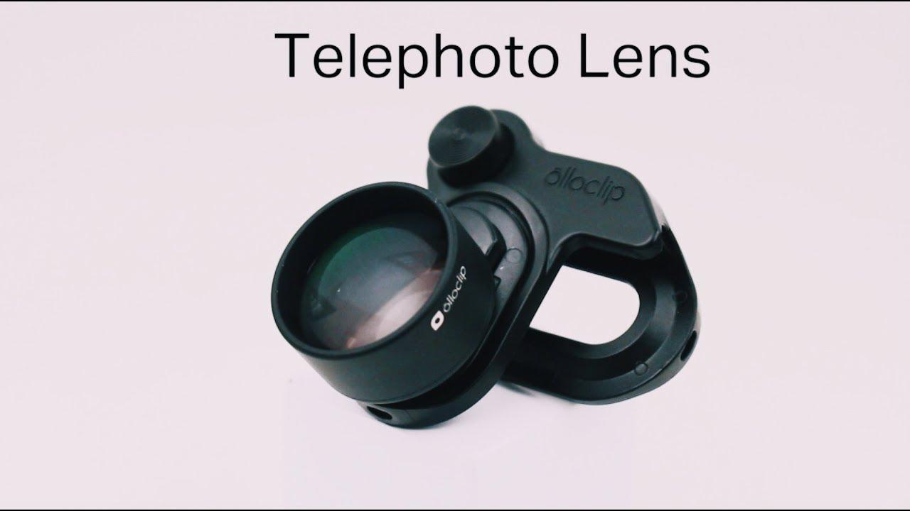 olloclip® | Telephoto Lens