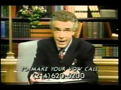 Christian Televangelist Robert Tilton Fraud Scandal