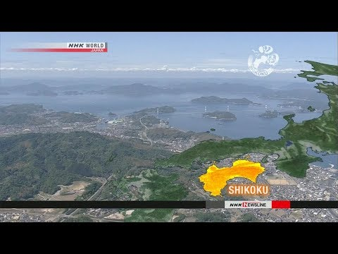 Live From Shikoku: Watching The Wheels Go Round
