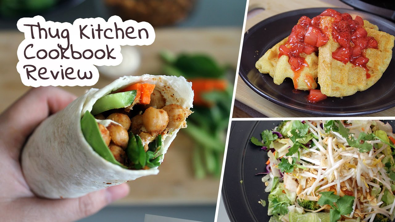 Thug Kitchen: Eat Like You Give A | Cookbook Review by ...