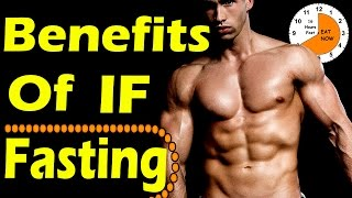 Top 3 Benefits of INTERMITTENT FASTING for WEIGHT LOSS & Burning Fat