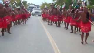 MARQUELIA, GUERRERO. Tradicional danza de los Apaches 2014 [VIDEO FUL HD]