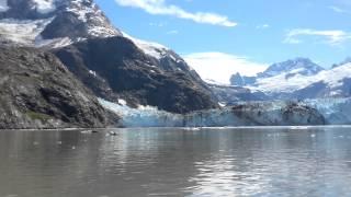 21 ranger tug glacier calving glacier bay