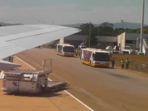 Smooth landing in Lilongwe