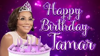 It's Tamar's Birthday!