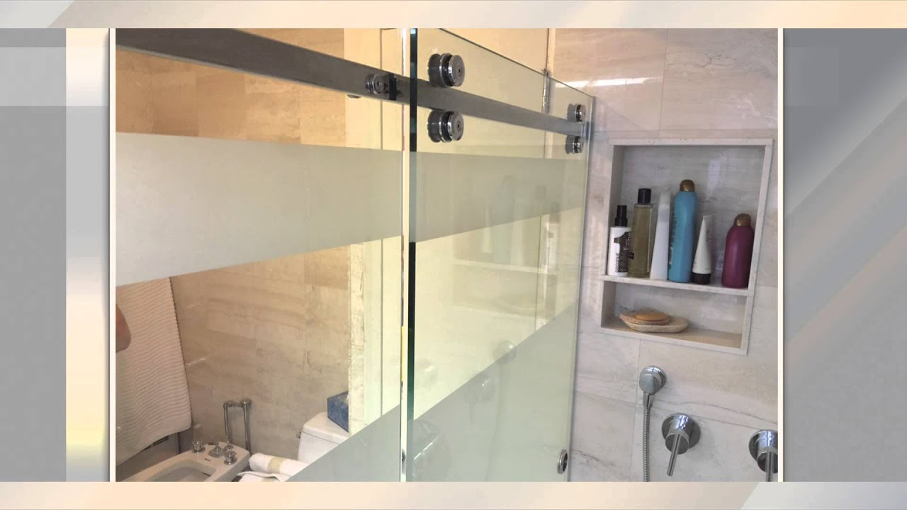 corner striped doors etched experts with shower niche special and door projects portfolio attachment orb glass