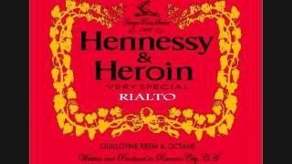 12.  Guillotine Keem & Octane- DIACETYLMORPHINE (pure)