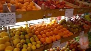 Питание в Черногории цена фрукты овощи (Eda v Montenegro  cena povrca i voca)(Цены на фрукты и овощи в Черногории. Цены показаны в евро на начало летнего сезона. Очень много о ценах на..., 2015-08-29T10:37:33.000Z)