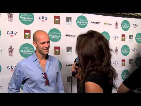 Indie Entertainment News- Director Edoardo Ponti (son of Legendary Sophia Loren)