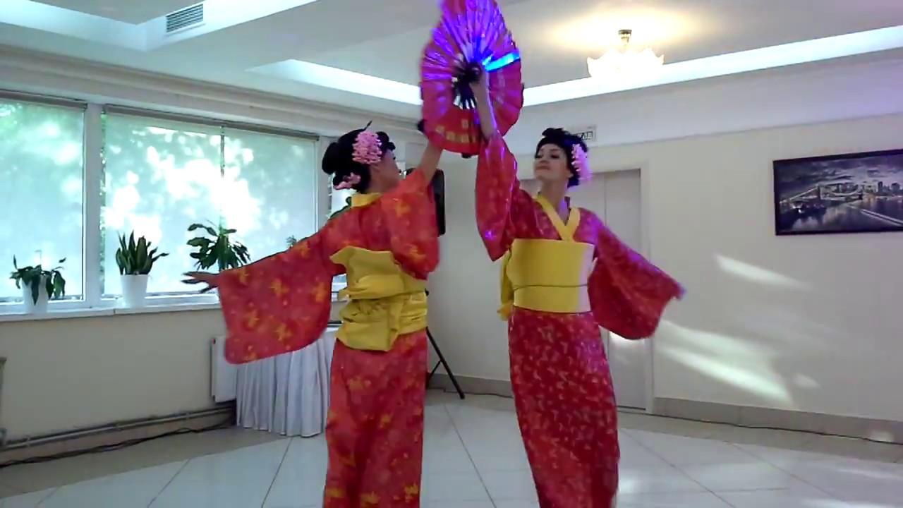 Японский праздник Дзидай Мацури в Москве - YouTube