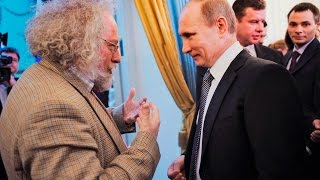 Putin Roasts Clueless 5th Column Propagandist Venediktov