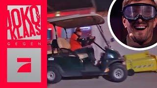 Mario Basler rennt besoffen zur Million... wenn du kannst | Joko & Klaas gegen ProSieben