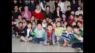 2012년 한숲교회 영상