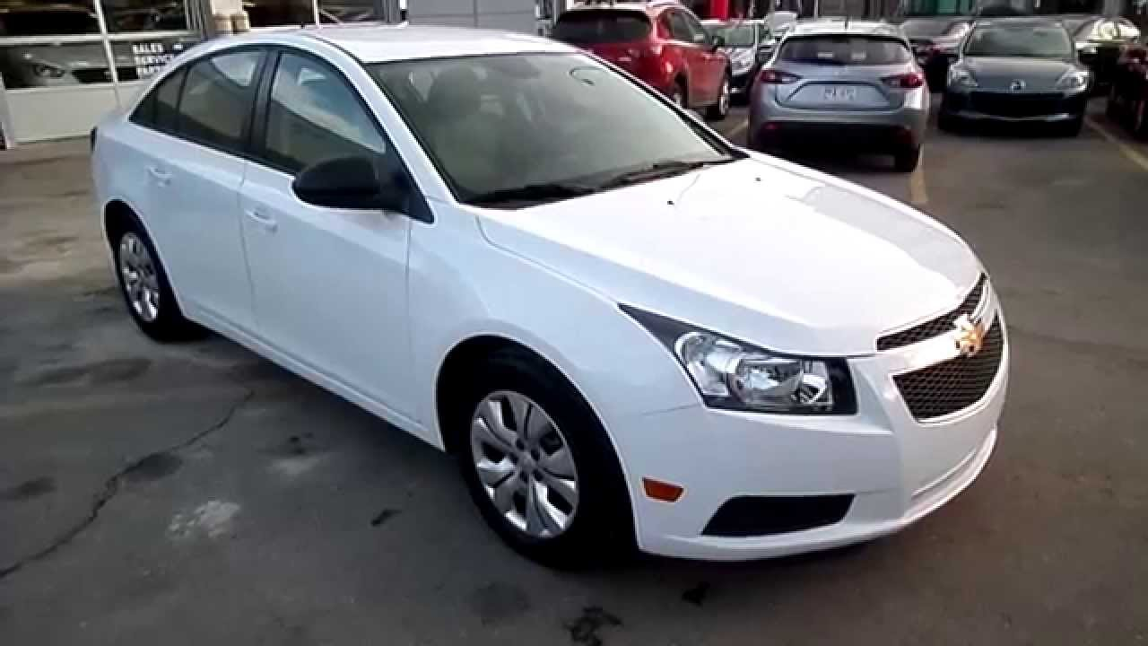 {SOLD} Used Car Inventory Spotlight - 2013 Chevrolet Cruze ...