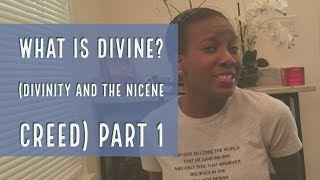 Faithfully Uncool: Divinity & the Nicene Creed Part 1