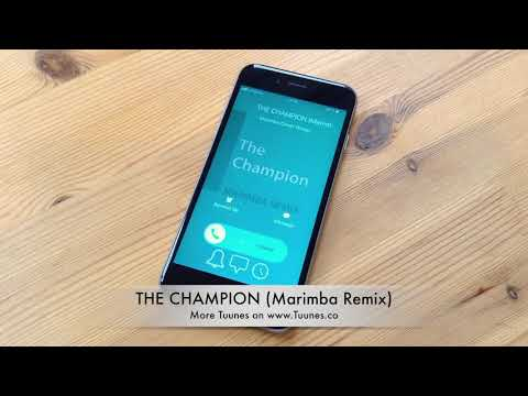 THE CHAMPION Ringtone - Carrie Underwood feat. Ludacris Tribute Remix Ringtone - iPhone & Android