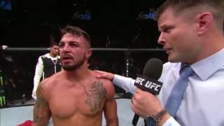 UFC 204: Mike Perry Octagon Interview