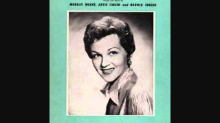 Jo Stafford - Wind in the Willow (1957)