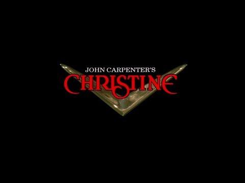CHRISTINE  1983 John Carpenter, Stephen King Horror Movie HD