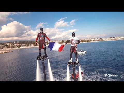 Flyboard Club Flycaptain Flypark - Session 1