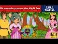 Bir zamanlar prenses olan küçük fare | Masallar | Peri Masalları | Türkçe peri masallar
