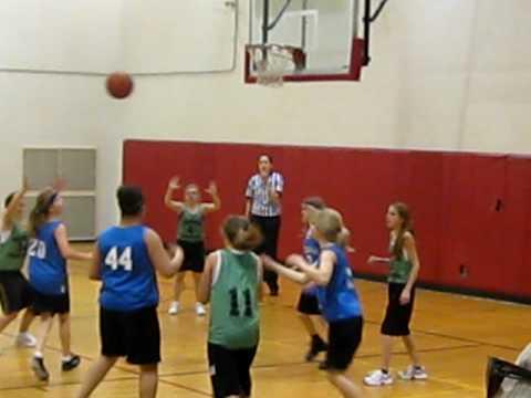 Belgrade Middle School Basketball 2010