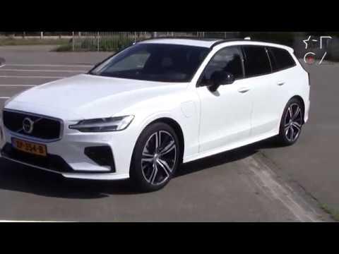 VOLVO V60 T8 R-Design review (Eng)