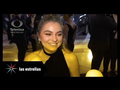 A Sofía Castro le encantaría compartir escena con Angélica Rivera   Las Estrellas
