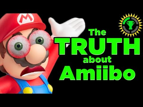 Thumbnail: Game Theory: The TRUTH Behind Nintendo's Amiibo Shortages