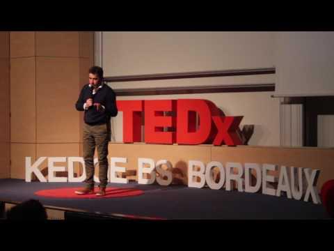 Et si votre lieu de travail contribuait à votre bonheur ? | Fabrice Lisardi | TEDxKedgeBSBordeaux