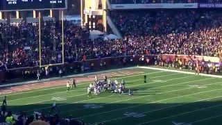 Blair Walsh Misses 27 yard field goal to win NFC Wildcard vs Seattle Seahawks #REACTION #Vikings