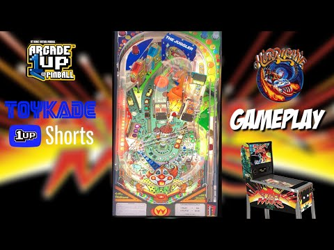 Arcade1Up Attack From Mars Gameplay - Hurricane #Shorts from ToyKade