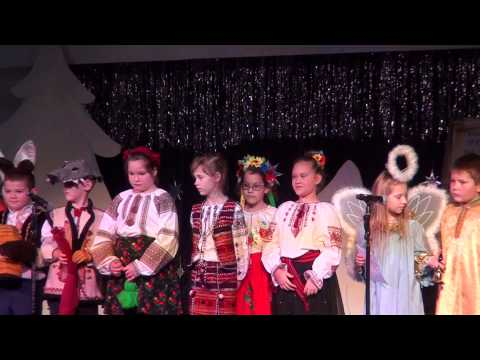 Ridna Shkola Detroit celebrating St. Nicholas