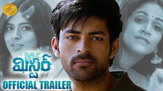 Telugutimes.net Mister Theatrical Trailer