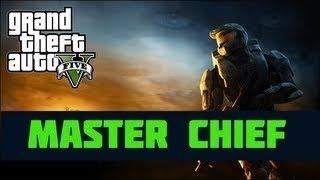 GTA 5 Пасхалки #22 Master Chief