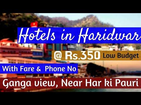 Hotels In Haridwar    Near Har Ki Pauri Ganga View Riverside    Low Budget Best View
