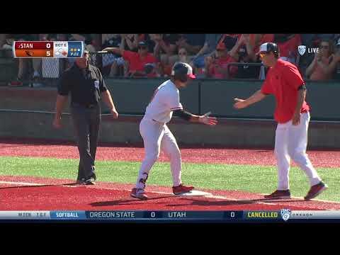 Oregon State Baseball Game Highlights: 5/12/18 vs. Stanford