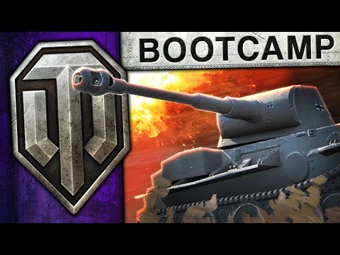 Bootcamp | World Of Tanks [Sponsored]