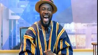 FAMEYE makes Kwame Oboadie Laugh for 20 minutes