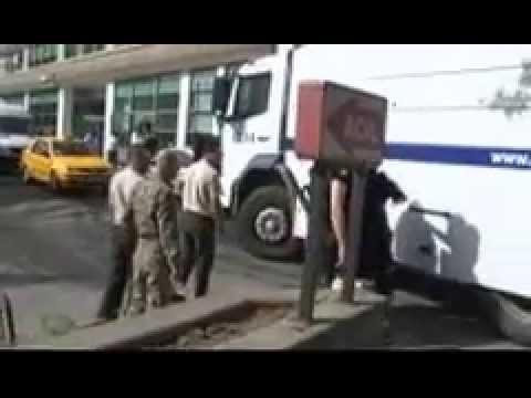 Taksim de asker polis kavgası